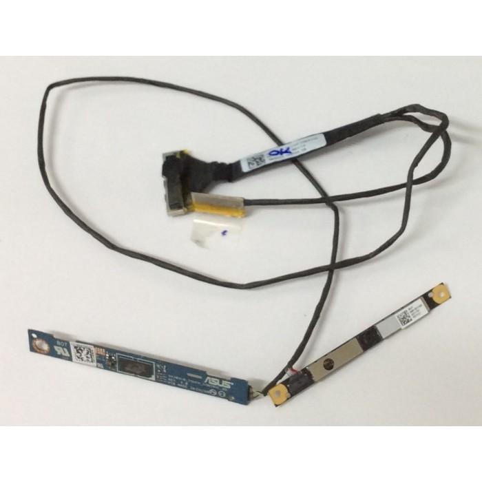 Cable flex de video,controladora táctil y camára para portátil Asus UX