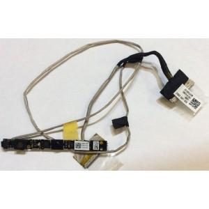 Cable flex de video+camára para portátil Asus K555L P/N:4B27FX001157
