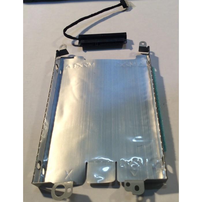 Caddy + cable SATA para disco duro de portátil HP 11-n006ns