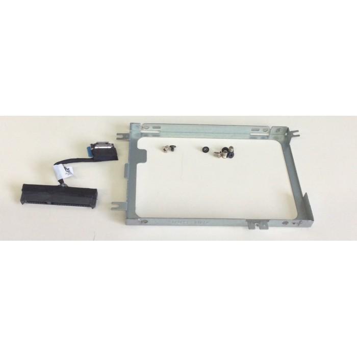Caddy para disco duro de portátil Dell Latitude E5450 original usado