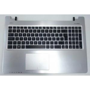 Carcasa superior para portátil Asus S550CB con touchpad y teclado