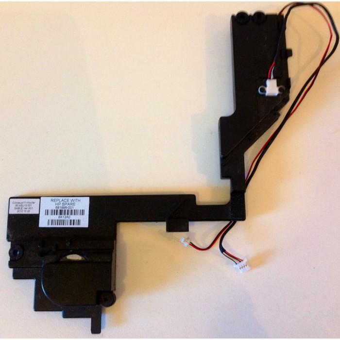 Altavoces para HP DV7-7000 series P/N: 681996-001