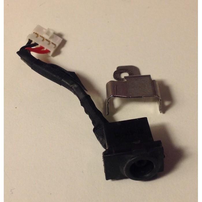 Cable y conector de corriente DC Jack para Samsung NP530U4C