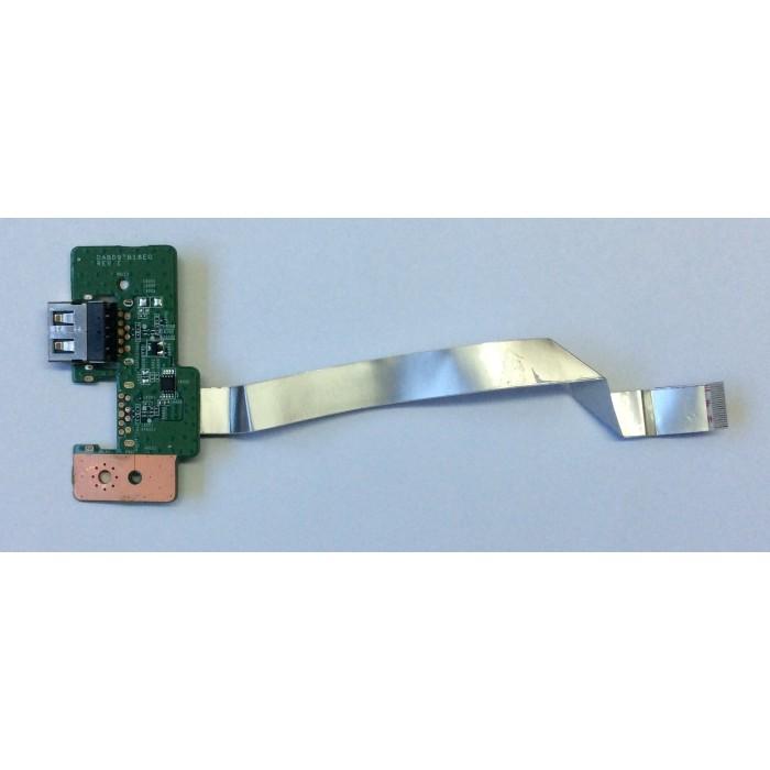 Placa USB DABD9TB18E0 para portátil Toshiba Satellite C70, S75, ..