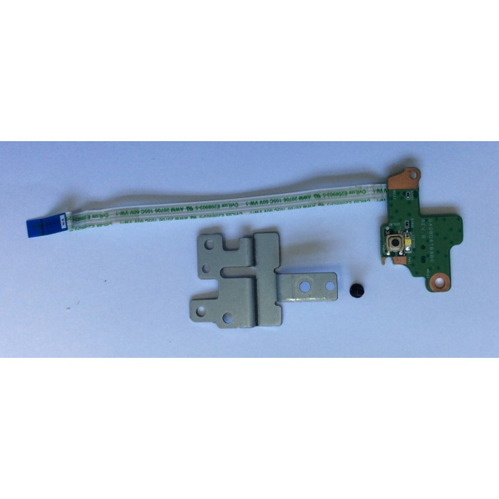 Botón de encendido DA0BD6TB8B0 para portátil Toshiba C70 y C75
