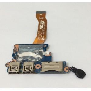 I/O Board (modelo: UX303LN) para portátil Asus UX303L original usada