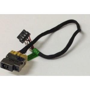 Cable y conector alimentación DC Jack de portátil HP 15-r120np