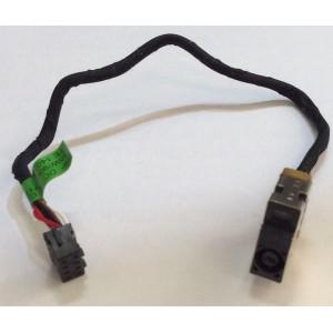 Cable y conector alimentación DC Jack de portátil HP 15-r002ns
