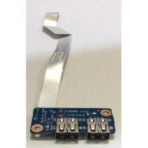 Conexión USB ZSO51 NBX0001JX00 para portátil HP 15-r002ns