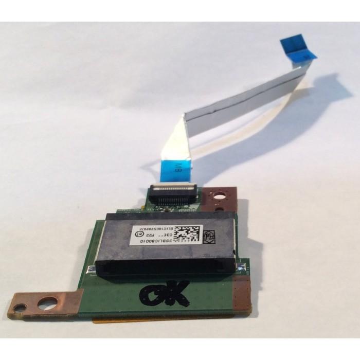 Lector de tarjetas SD para portátil Toshiba L 50 (3SBLICB0010)