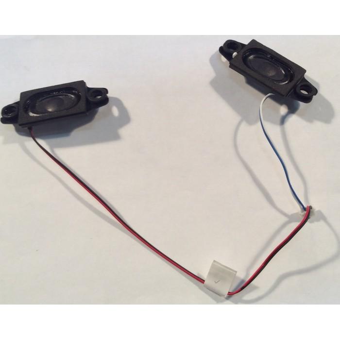 Altavoces para portatíl Toshiba C 50 D original usadas