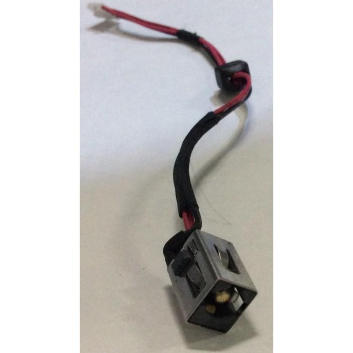 Cable y conector alimentación DC Jack para portátil Toshiba C 50 D