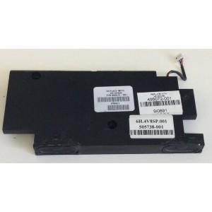Altavoces (505738-001) para portátil HP EliteBook 8530p usadas