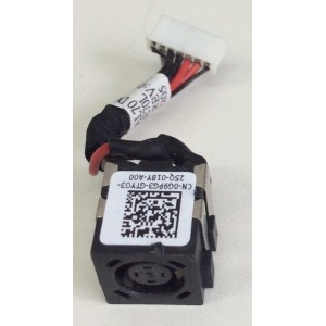Cable de alimentación DC Jack para portátil Dell Latitude E6320