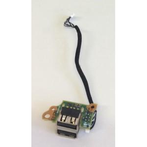 Placa de conexión USB CP44849 para portátil Fujitsu LifeBook S760