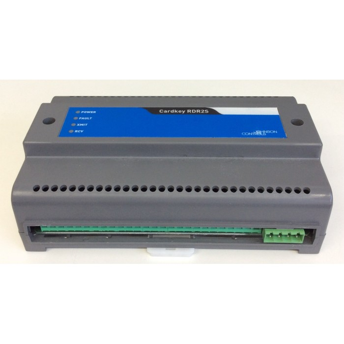 Johnson Controls S300-DIN-RDR2S Two-Door Interface