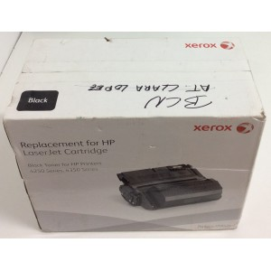 Tóner Xerox 003R99623 compatible con HP LaserJet 4250/4350 (Q5942X)