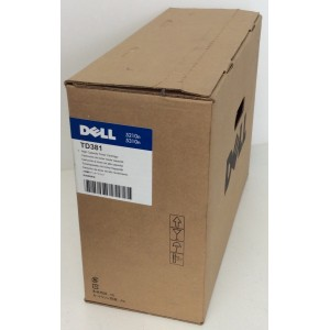 Cartucho de tóner Dell NY312 Negro para impresoras Dell 5330dn - Nuevo