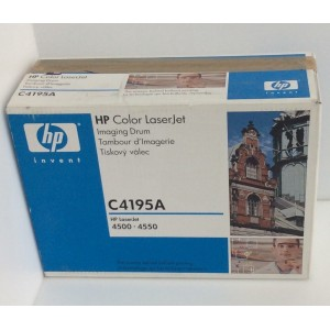 Kit de Tambor C4195A para HP color LaserJet 4500/4550 series - NUEVO