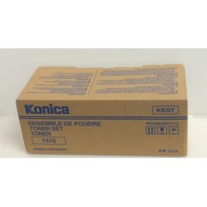 Tóner Konica Color Negro compatible con impresora Konica 7410 - Nuevo