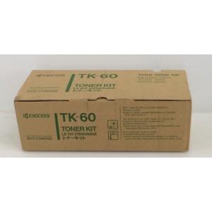 Kyocera TK-60 Tóner Kit color Negro - Nuevo -