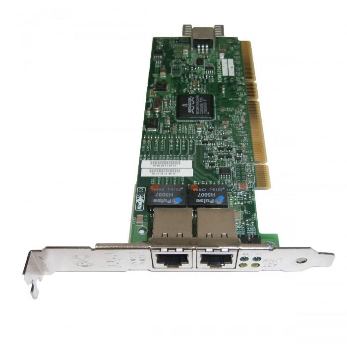 Broadcom Dual Port PCI-X133 64Bit Gigabyte Network (BCM95704CA40)