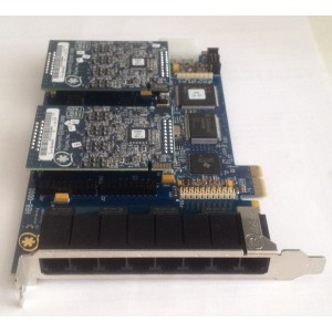 Digium HB8-0000 Eight Port Hybrid PCI-Express x1