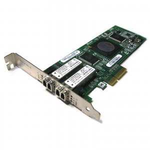 QLogic QLE2462 Dual 4Gb Fibre Channel PCI Expres x4 Host Bus Adapter