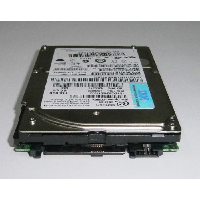 Disco duro SAS 146Gb 10.000RPM 2.5¨ HDD
