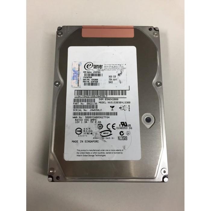 Disco duro SAS 300Gb 3G 15K RPM 3.5¨ HDD