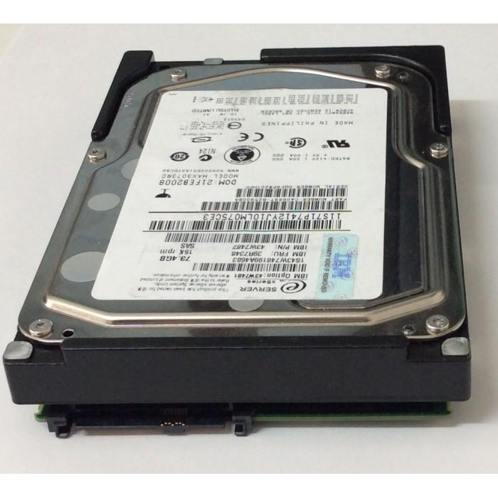 Disco duro SAS 73Gb 15K RPM 3.5¨ HDD