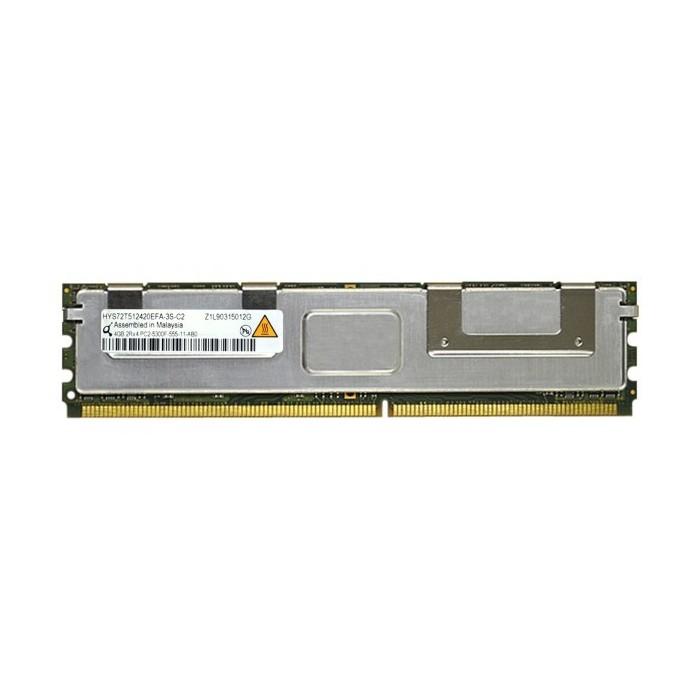 Lote de Memoria servidor de 8gb 2x4GB 2RX4 PC2-5300F-555-11-AB0 FBDIM
