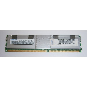Memoria 2Gb 2Rx4 DDR2 333Mhz PC3200R-333-11-J0 ECC