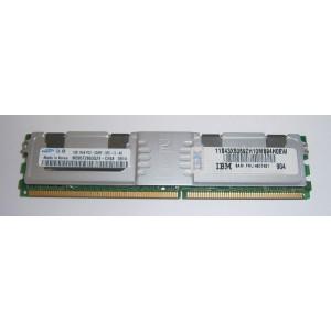 Memoria 1Gb 2Rx8 DDR2 555Mhz PC5300 ECC