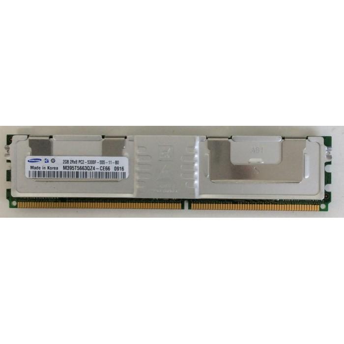 Memoria servidor de 1Gb 2Rx8 DDR2 667Mhz PC5300F-555-11 ECC
