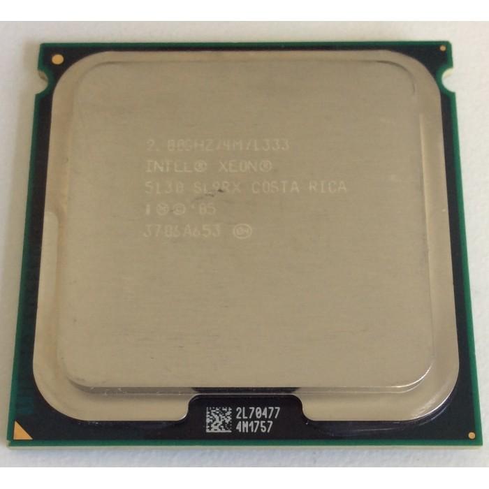 Procesador Intel Xeon E5130 2x 2.0Ghz/4M/1333 Socket 771 - SL9RX