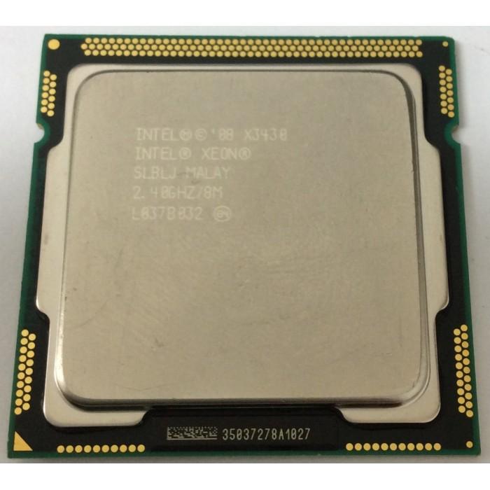 Procesador Intel Xeon X3430 (SLBLJ) Quad Core 2.40Ghz/8M/ Socket 1156