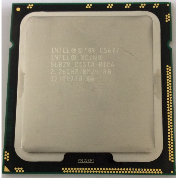 Procesador Intel Xeon E5607 (SLBZ9) Quad Core 2.26Ghz/8M/ Socket 1366