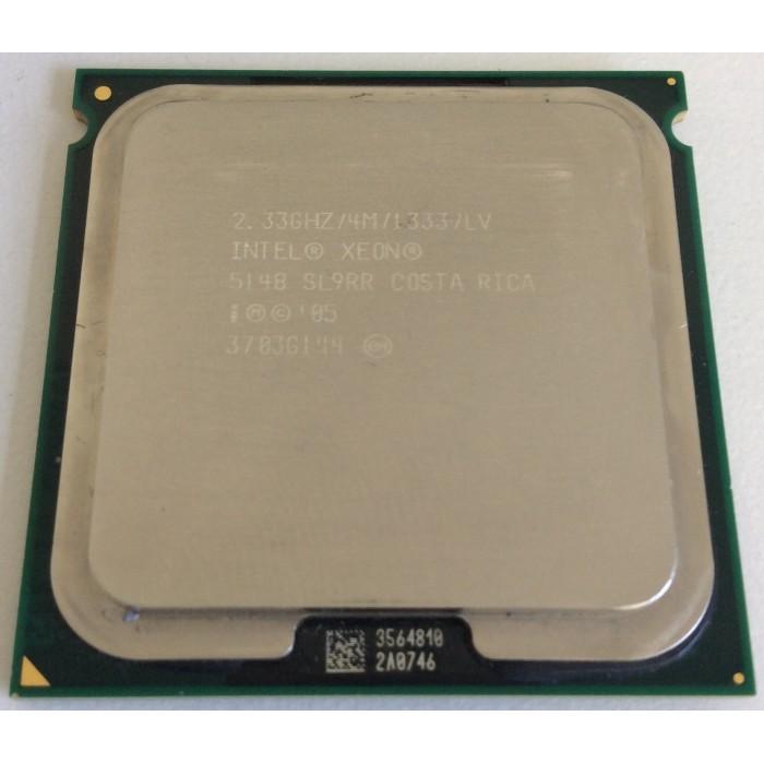 Procesador Intel Xeon 5160 (SL9RT) 2.33Ghz/4M/1333Mhz Socket 771