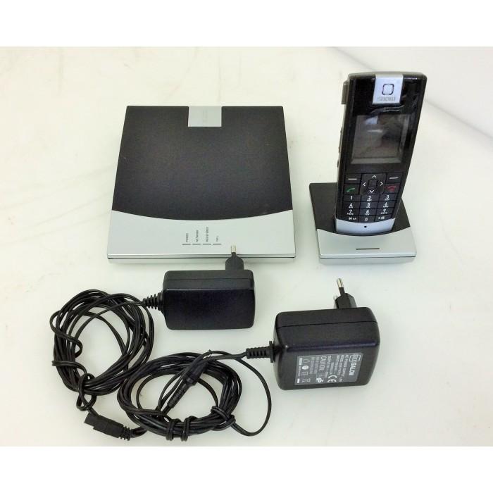Snom M3 DECT teléfono VoIP SIO - Base + Auricular + Puerta de enlace