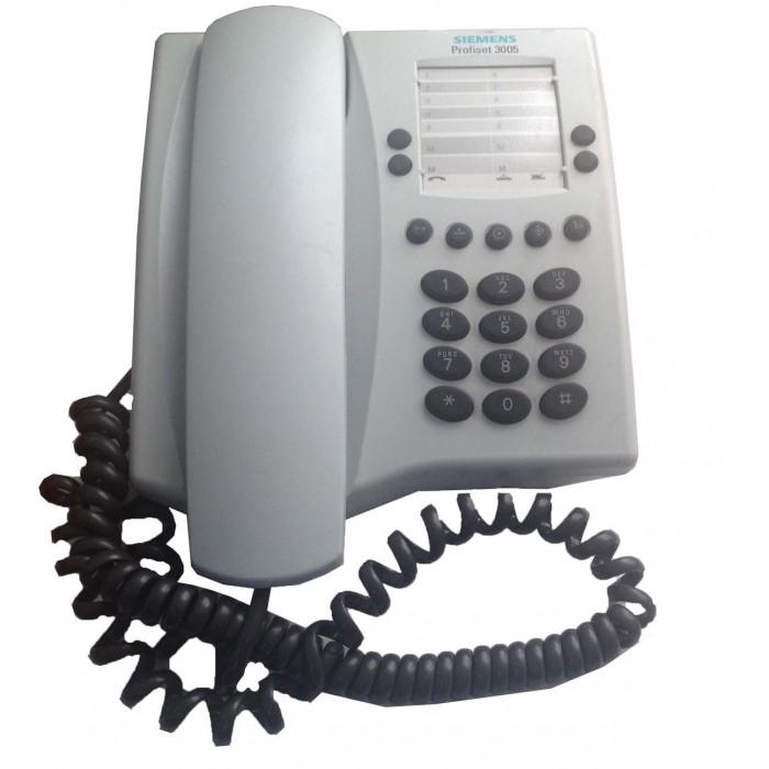 Teléfono Fijo Siemens Profiset 3005 ( Blanco )
