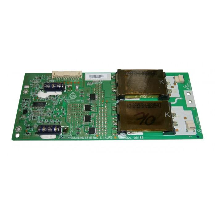 TV LCD 32¨ (KUBNKM154B) Tarjeta Backlight Inverter