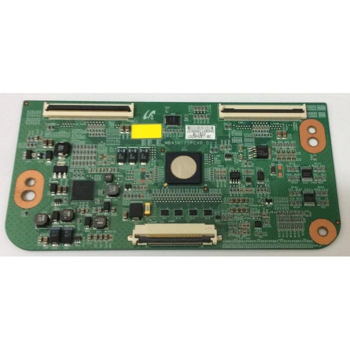Tarjeta de control panel LVDS(MB4SH120PCV0.0) para TV Samsung LED