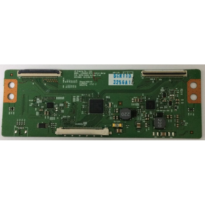 Tarjeta de control panel LVDS (LC5000DUE-SFR1) para TV LG LED