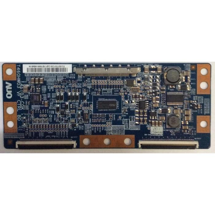 Tarjeta de control panel LVDS(T460HW03) para TV LG 37¨LED