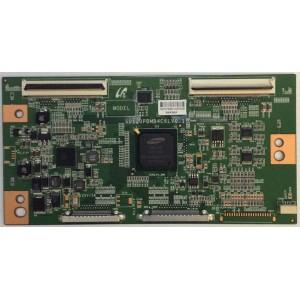 Tarjeta LVDS (SD120PBMB4C6LV0.1) para Tv Toshiba 40¨ LED