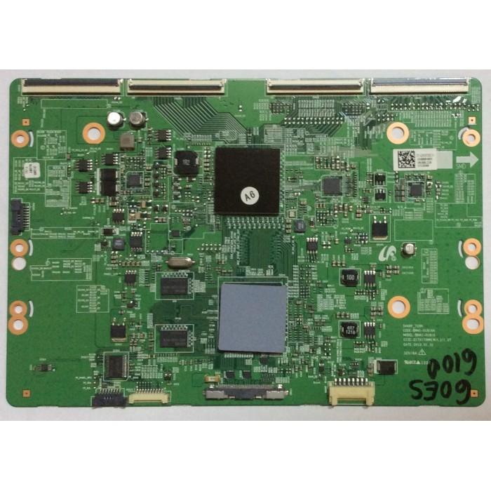 Tarjeta de control panel LVDS (BN41-01816) para TV Samsung UE60ES6100