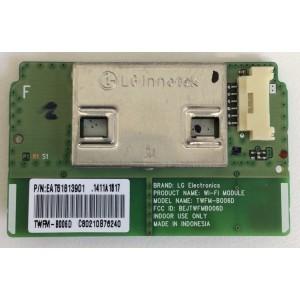 Tarjeta WiFi (TWFM-B006D) para varios modelos de televisiones LG