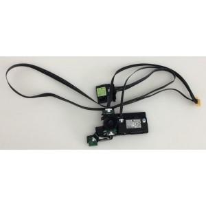 Botonera / Tarjeta Wi-Fi y Bluetooth para varias televisiones Samsung