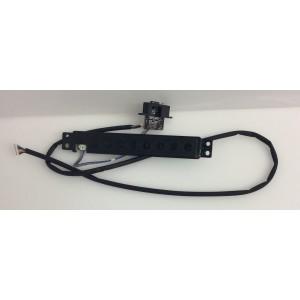 Botonera para televisiones LG 42LM620S - 42¨ LED (EBR75055707)